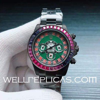 Rolex Daytona Series Men's Multi-function Mechanical Watch