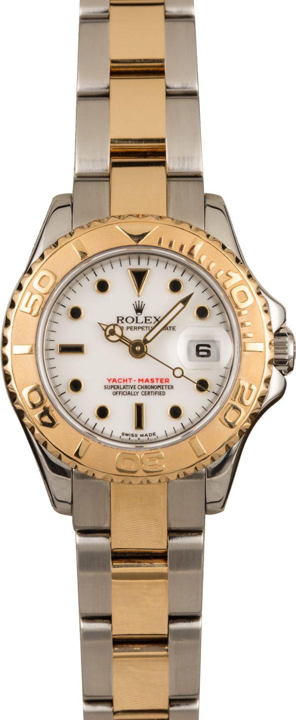 Replica Watch Info Rolex Yacht-master 169623 White Dial