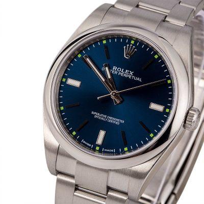 Best Replica Rolex Rolex Oyster Perpetual 114300 Luminous Markers