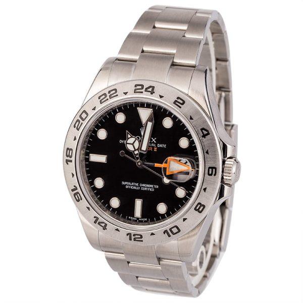 Buy Fake Rolexpre Owned Rolex Explorer Ii Ref 216570