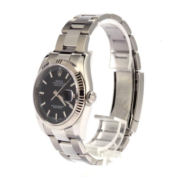 Real Rolex Vs Fakemen's Rolex Datejust 116234