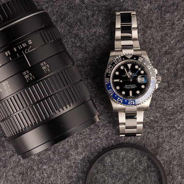 How To Spot A Fake Rolexbatman Rolex 116710