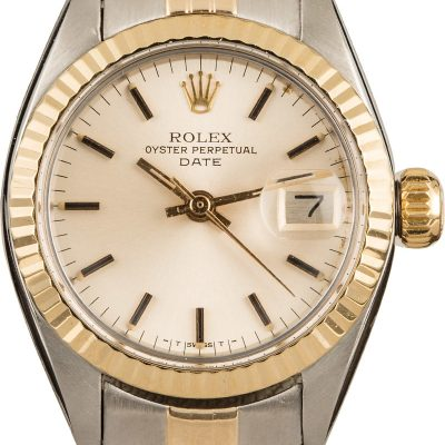 Luxury Replica Watches Vintage 1976 Rolex Date 6917