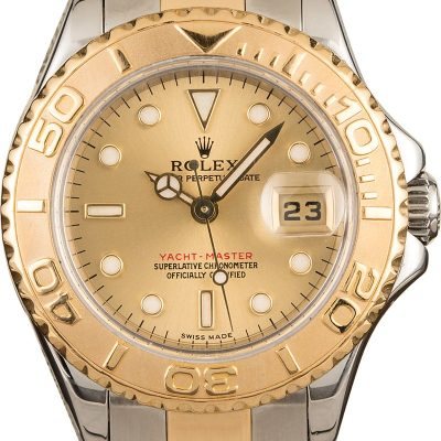 Replica Watches Rolexrolex Yacht-master 169623 Two Tone