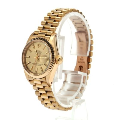 Fake Watch Rolex Ladies President 6917