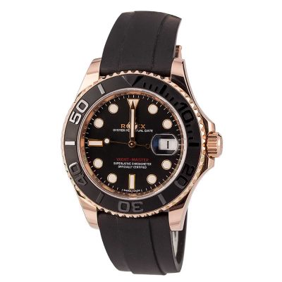 Rolex Replica Watches 40mm Rolex Yacht-master 116655 Ceramic Bezel