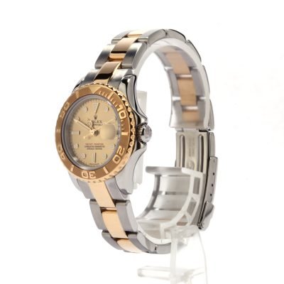 Best Replica Watch Sitelady Rolex Yacht-master 169623
