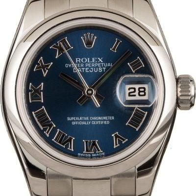 Knockoff Rolexladies Rolex Datejust 179160