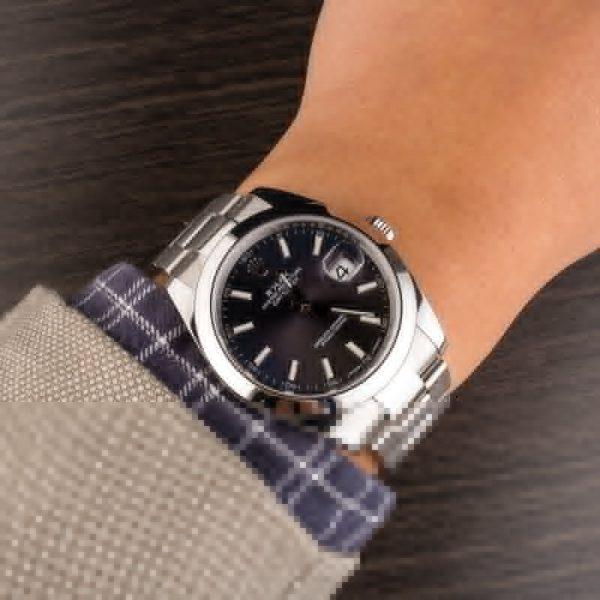 Replica Watchmen's Rolex Datejust 126300
