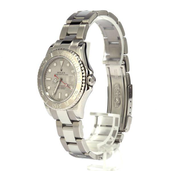 Oysterlock Clasp Rolex Yacht-master 168622 Replica Mid-size Watch