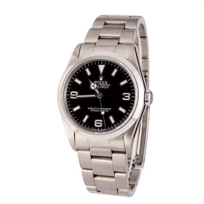Men Automatic 3000 Replica Rolex Explorer 14270 Stainless Steel