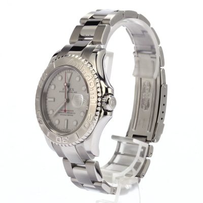 Automatic 3135 Men Replica Rolex Yachtmaster 16622 Case 40mm Stainless Steel