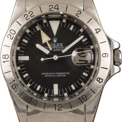 Men Replica Rolex Explorer Ii 1655 Automatic 1570