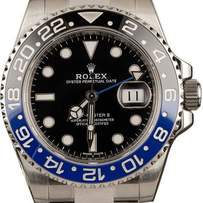 Case 40mm Men Replica Rolex Gmt-master Ii - 116710blnr Automatic 3186