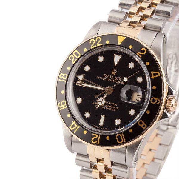 Rolex Gmt-Master 16753 Automatic 3075 Men's watch
