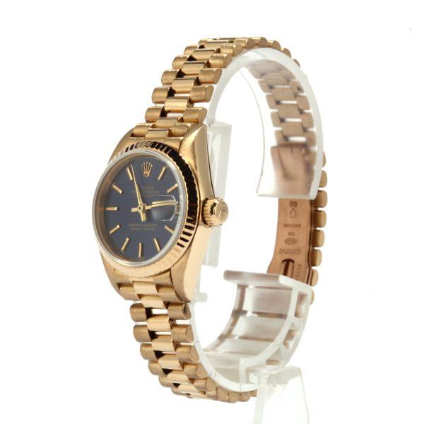 Rolex Replica President 69178 Dial Blue Automatic 2135 Watch
