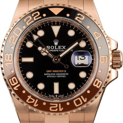 Rolex Gmt-master Ii Ref 126715 Replica Watches Dial Black Automatic 3285