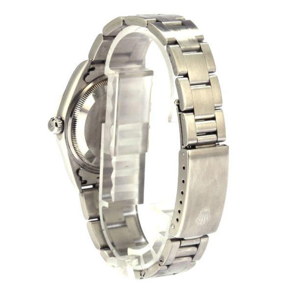 Rolex Date 15200 Men's Replica Dial White Automatic 3135 Watch