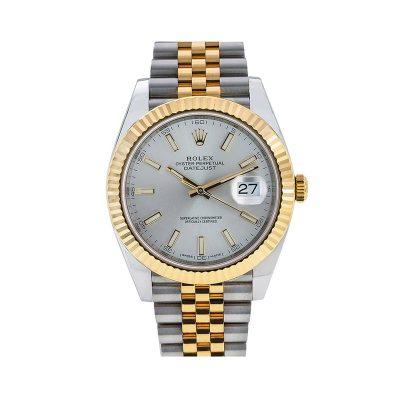 Rolex Datejust 126333 Herrenetui 41mm Edelstahl