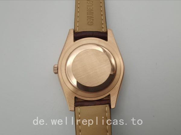 Rolex Sky-dweller 326135 Herrenetui 42 mm 18 Karat Everose Gold