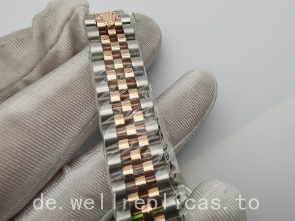 Rolex Datejust 178271 Damenetui 31 Mm Everose Rolesor