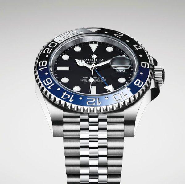 Rolex GMT-Master II 126710 BLRO Herren Black Dial 40mm Automatikuhr