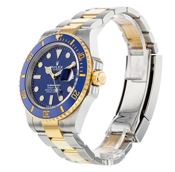 Rolex Submariner 126613 Herren 41mm Blue Dial Steel Automatikuhr