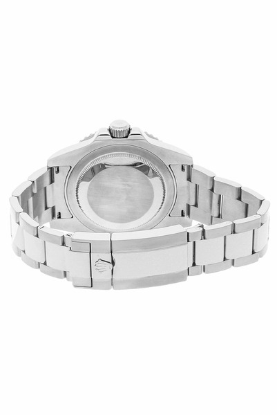 Rolex GMT-Master II 116710LN Schwarze Herren Stahl 40mm Automatikuhr